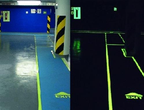 флуоресцентная краска для разметки дорог